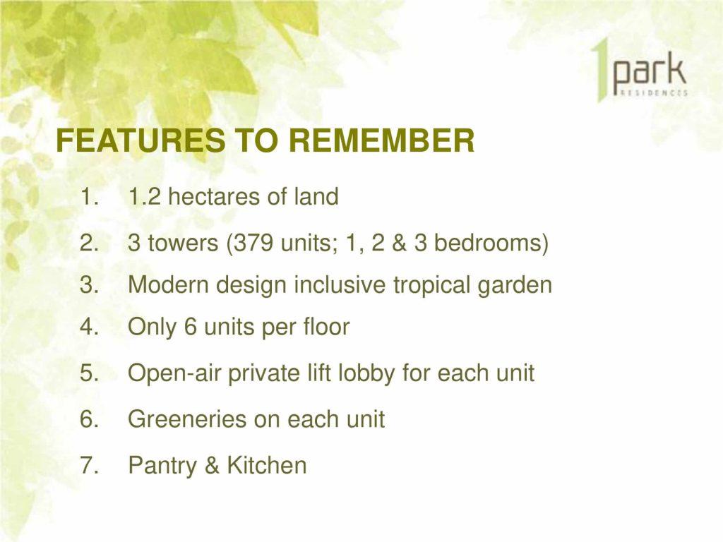 1 Park Residences 1PARK Resiidence 20 1024x768