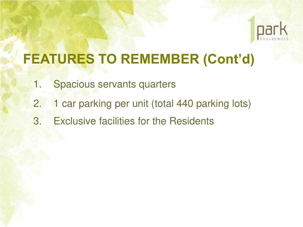 1 Park Residences 1PARK Resiidence 21 1024x768