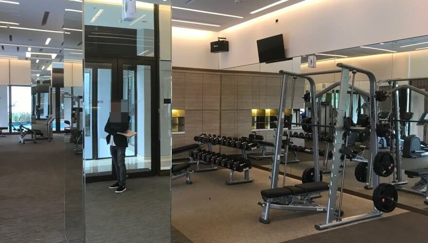 Fitness-room-in-1Park-Avenue  1 Park Avenue Fitness room in 1Park Avenue 880x500